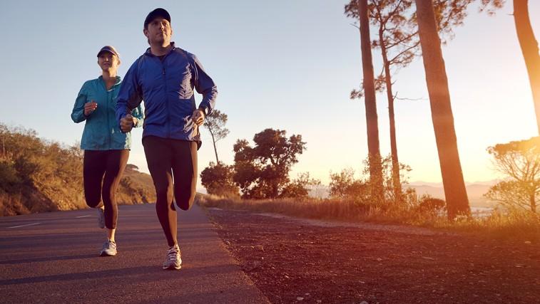 Periodizacija tekaškega treninga - kako izračunati, koliko časa trenirati vsak teden (foto: Shutterstock.com)