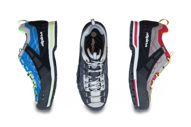 Alpina Royal, pohodni čevlji