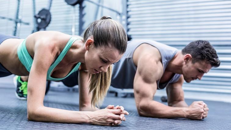 Izzovite vse mišice in razvijte vzdržljivost z 10 odličnimi vajami (foto: Profimedia)