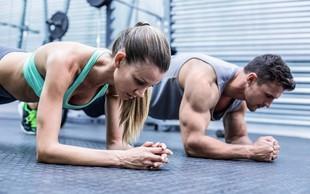 Izzovite vse mišice in razvijte vzdržljivost z 10 odličnimi vajami