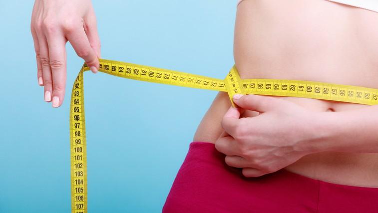 30-sekundni test, ki vam pove, ali je vaša teža zdrava (foto: Shutterstock.com)