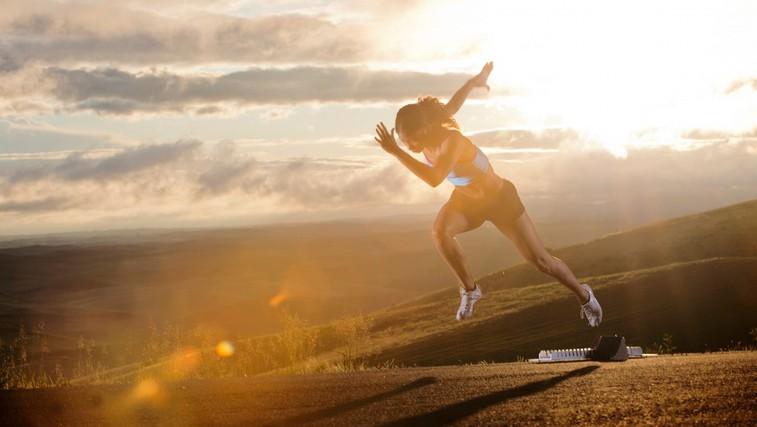 Kaj je bistvo intervalnega treninga (foto: Profimedia)