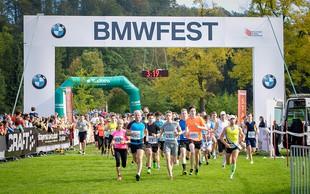 Bliža se BMW FEST - festival teka in zabave!