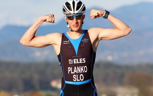 Matevž Planko: 16-letni triatlonec, ki bo poskušal osvojiti Čikago
