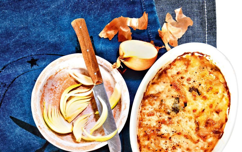 Čebulni narastek (foto: revija Čarovnija okusa)