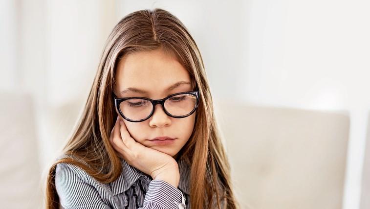 Včasih mora otroku tudi malo spodleteti (foto: Shutterstock)