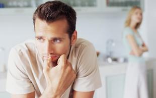 Kaj v resnici sporočate partnerju, ko ga ignorirate