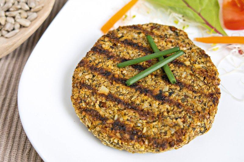 Piknik veganski burger