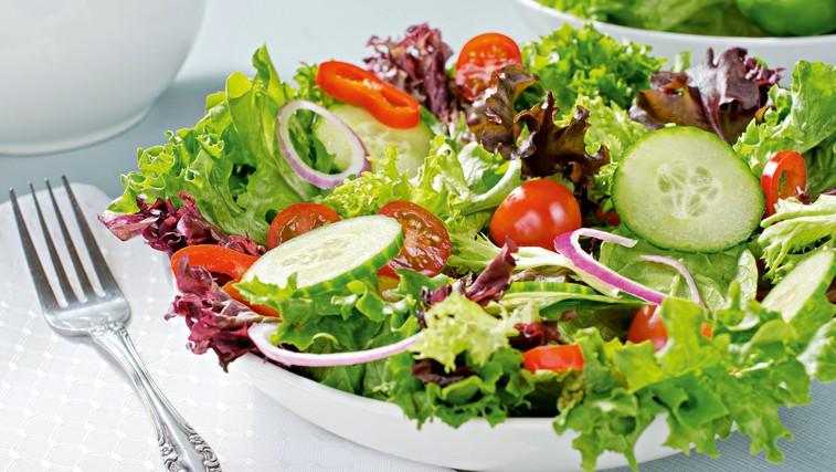 Prehranjevanje po ZONI - brez nadležnega štetja kalorij (foto: Shutterstock.com)