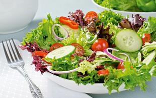 Prehranjevanje po ZONI - brez nadležnega štetja kalorij