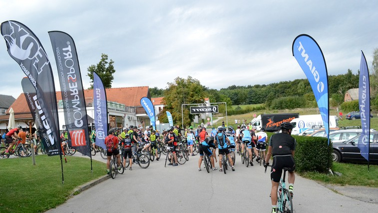 Weekend Bike Festival 2015 (foto: LifeClass Terme Sveti Martin)