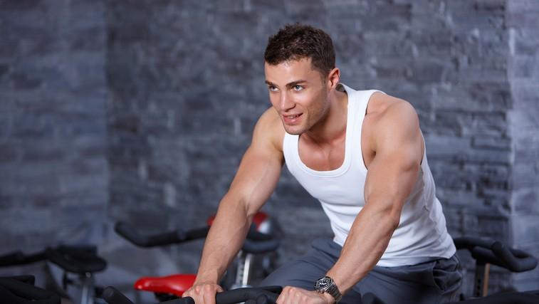 Kardio - pred ali po vajah za moč? (foto: Shutterstock.com)