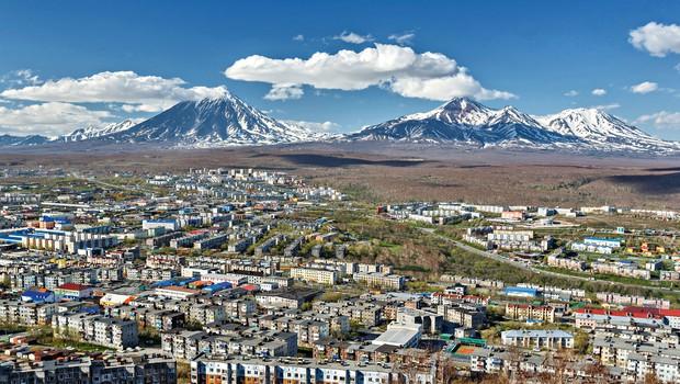 Kamčatka - čudovita dežela ognja in ledu (foto: shutterstock)