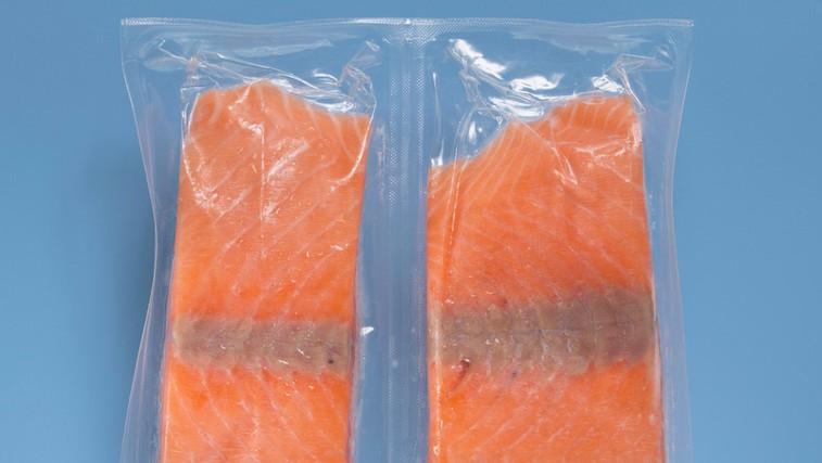 Je zamrznjen losos enako zdrav kot svež? (foto: Profimedia)