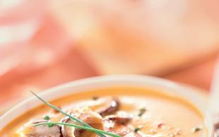 Gobova juha s pridihom Azije