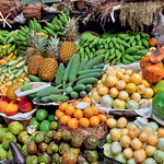 Banane in drugi eksotični sadeži – pogosto iz domače pridelave (foto: fotolia)