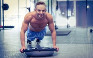 6 vaj za hitro okrepitev prsnih mišic