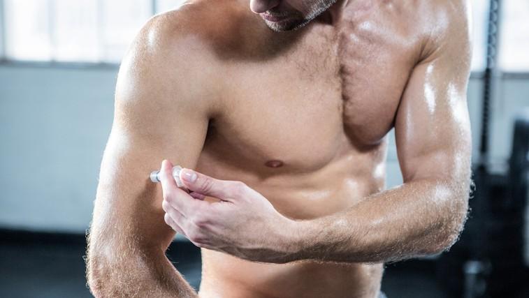 Zakaj ne bi smeli jemati (niti malo) steroidov? (foto: Profimedia)