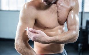 Zakaj ne bi smeli jemati (niti malo) steroidov?