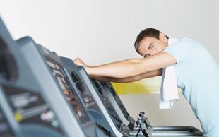 Bi morali v hladnih mesecih aerobno vadbo res preseliti v telovadnico?