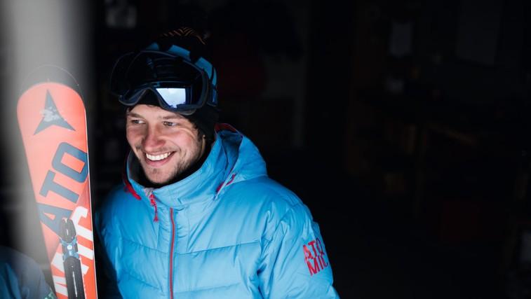 Redster XT: popolna kombinacija slalomskih in veleslalomskih smuči (foto: Salomon)