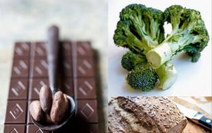 10 najboljših živil proti raku