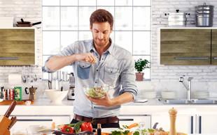 10 najboljših živil za zdravje moškega
