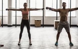 4 kratki in intenzivni treningi - da boste v kratkem času naredili več