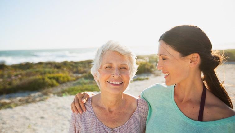 Odnos s starši: Razčistiti  zadeve – ali raje  ne? (foto: Profimedia)