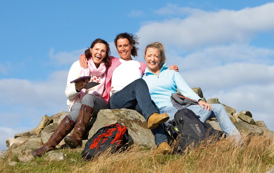 Kako ohraniti zdravo vitko postavo v vseh življenjskih obdobjih (foto: Shutterstock.com)