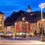 Čudovito mestno jedro mesta Gradec (foto: profimedia)
