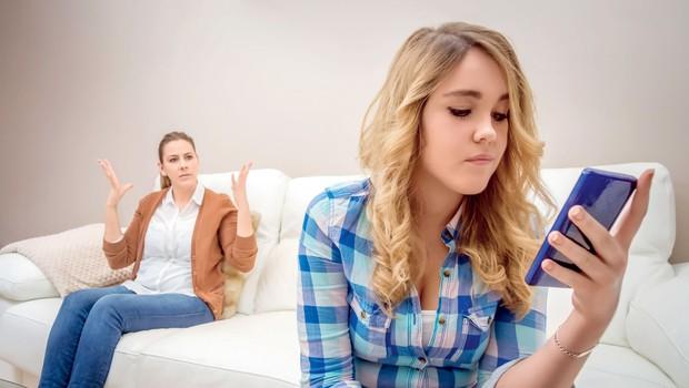 Kako preživeti z najstnikom v puberteti? (foto: Shutterstock)
