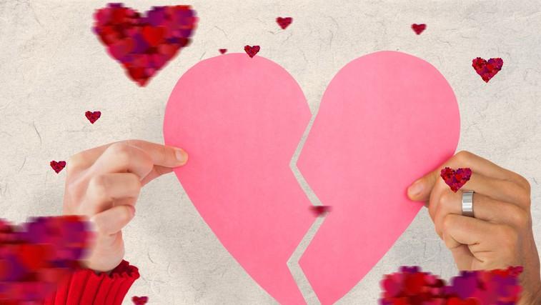 Zlomljeno srce vas lahko ubije. Dobesedno! (foto: profimedia)