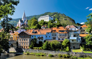 Avstrijski del Štajerske je prava zelena idila