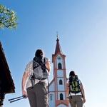 Kapelica Glojach je cilj romarjev na romarski poti do Mariazella. (foto: Revija Moje stanovanje)