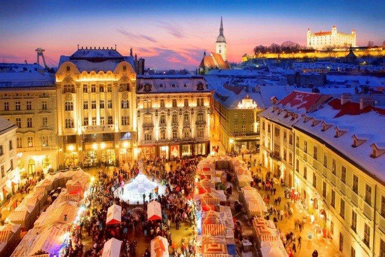 Bratislava - skriti biser srednje Evrope