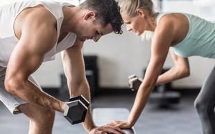 Trening z eno ročko za krepitev celega telesa