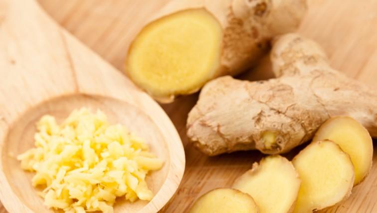Doma pripravite ingverjev sirup (foto: Profimedia)