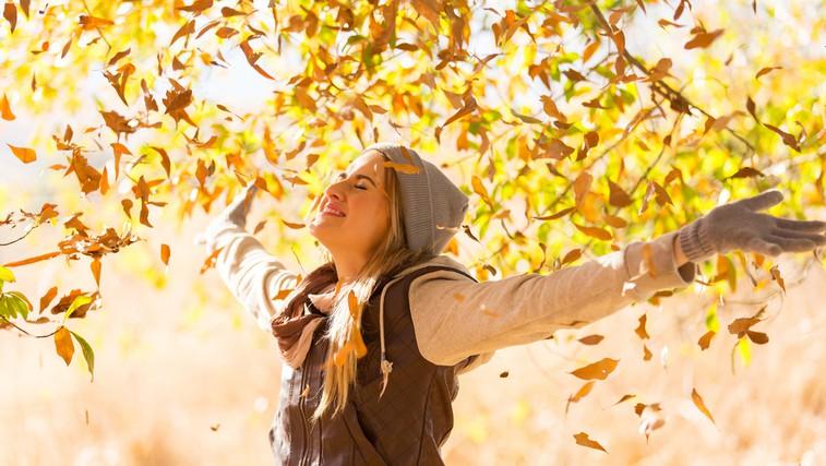 Za vas smo naredili izbor 13 razlogov, zakaj imamo radi jesen (foto: Shutterstock.com)