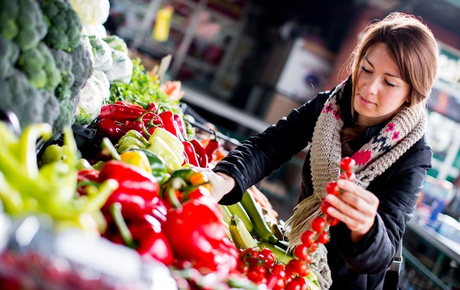 10 praktičnih nasvetov, da ne boste več zavrgli niti gramčka hrane (foto: Shutterstock)