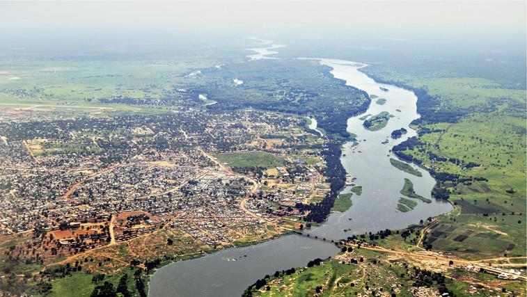 Najbolj slavne in mogočne reke sveta (foto: shutterstock)