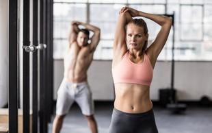 Lahko samo z dieto izgubite ravno toliko trebušne maščobe kot z vadbo?