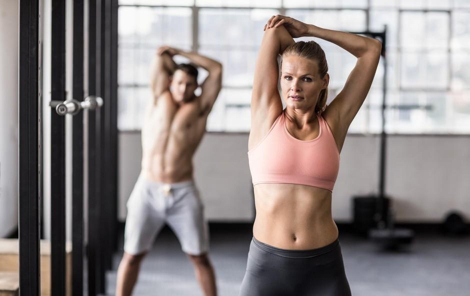 Lahko samo z dieto izgubite ravno toliko trebušne maščobe kot z vadbo? (foto: Profimedia)