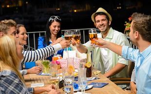 Obširna študija o pitju alkohola dokazala nekaj neverjetnega!