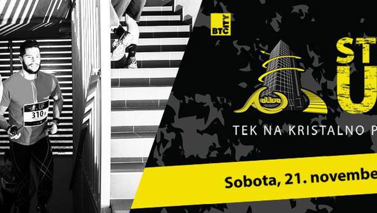 2. Alive Step Up - pridružite se izzivu in osvojite najvišjo stavbo v Sloveniji! (foto: Promocijsko gradivo)