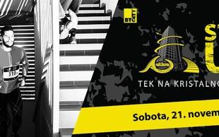 2. Alive Step Up - pridružite se izzivu in osvojite najvišjo stavbo v Sloveniji!