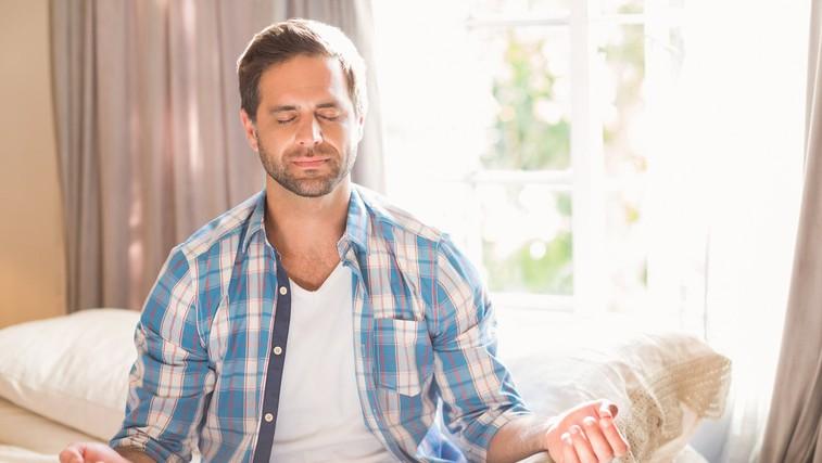 21-dnevni wellness izziv – dan 15: Vzemite si čas za meditacijo (foto: Profimedia)