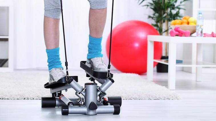 Večnamenska fitnes naprava – da ali ne? (foto: Shutterstock.com)