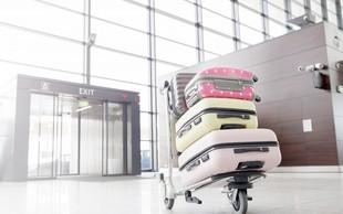 Kaj storiti če vam izgubijo prtljago?