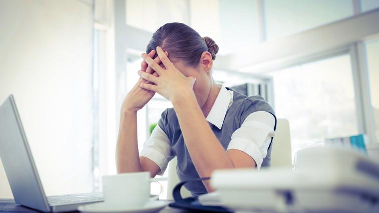 Kaj ima občutek lastne vrednosti opraviti z depresijo? (foto: profimedia)